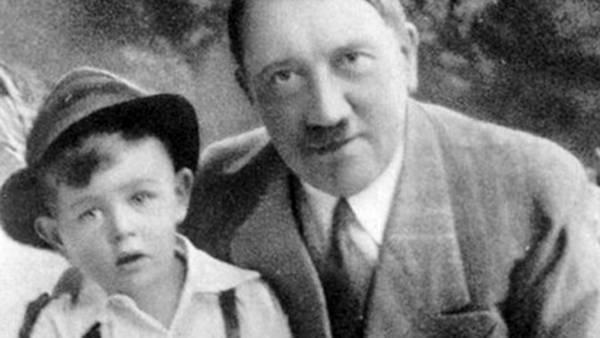El nino de Hitler Gerhard Bartels fue cara propaganda nazi a los cuatro años