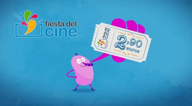 Vuelve la Fiesta del Cine: todas las películas a 2,90€
