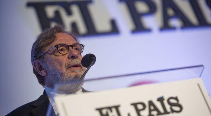 El doble rasero de Juan Luis Cebrián y El País