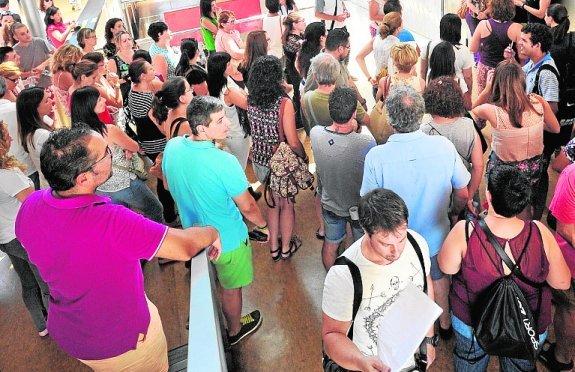 La gran estafa murciana: el caso de la oposición de biblioteca en Murcia