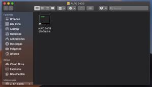 Qué hacer si encuentras archivos .Ink en USB en macOS