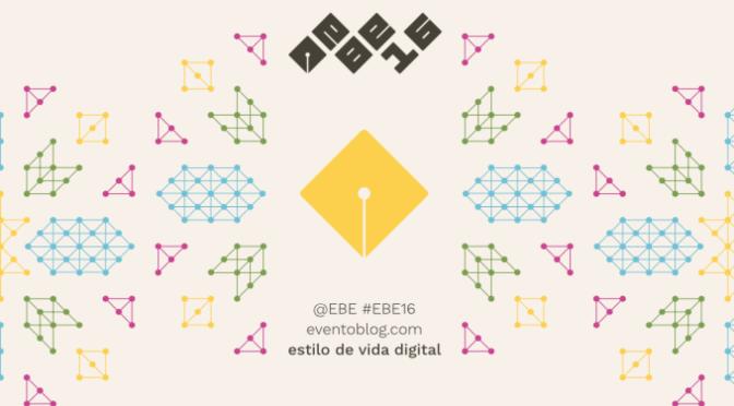 Somos rastros digitales #ebe16