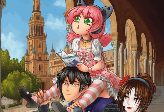 ¿Te gustaría ganar un pase doble para el Mangafest 2015?