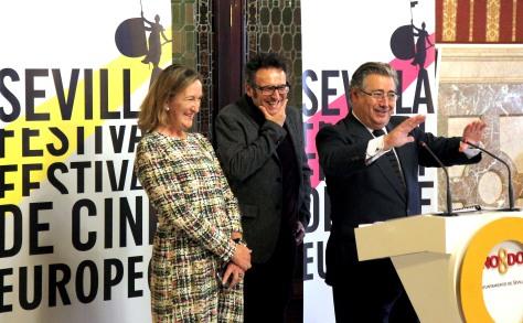 El Festival de Cine Europeo de Sevilla se supera una vez más