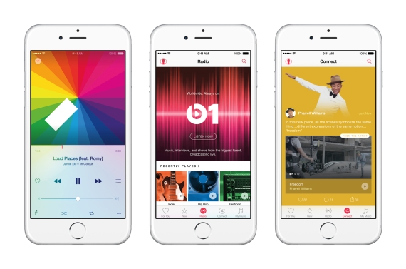 Apple Music WWDC 2015