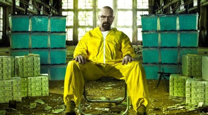 Las series de TV que no te puedes perder (III): Breaking Bad