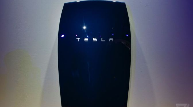 La revolución energética ya tiene nombre: Tesla Energy