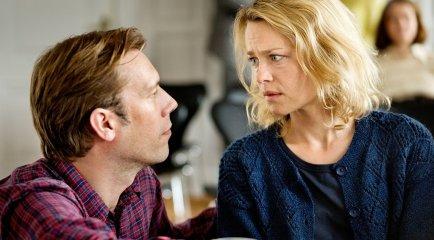 Signe y Johannes, protagonistas de la danesa Sorrow and Joy proyectada en el 11 Festival de Cine Europeo de Sevilla