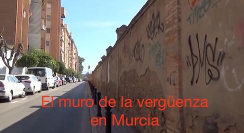 Una ciudad dividida, 25 años de lucha en Murcia ¿para nada?