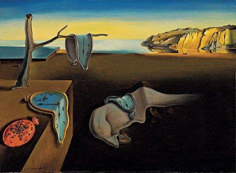 La persistencia de la memoria (1931) Salvador Dalí