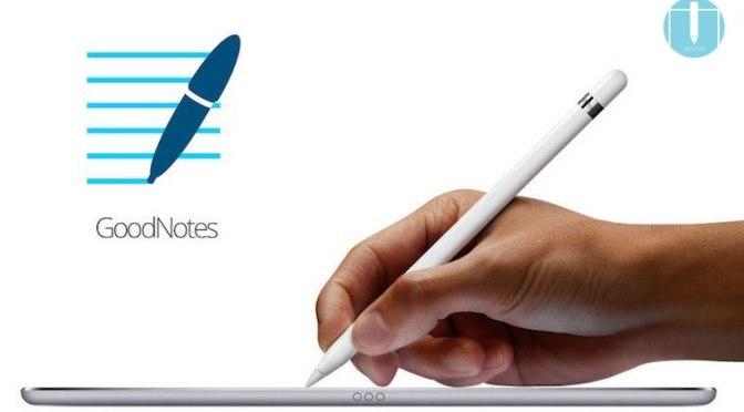 """GoodNotes, la app que transforma tu iPad en un """"cuaderno de cuadernos"""""""