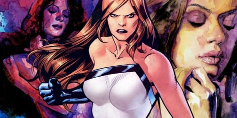 Jessica Jones en el cómic Alias