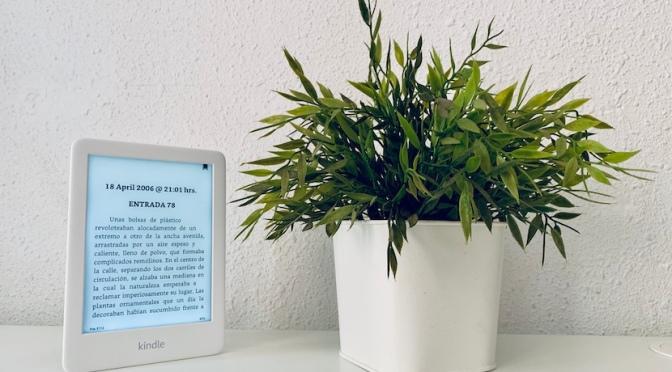 Kindle, el apocalipsis y el regreso a la lectura lúdica