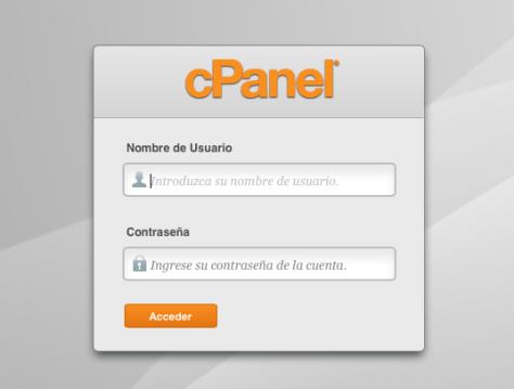 CPanel 2