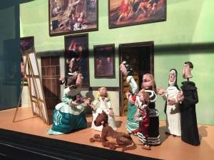 Velázquez pinta Las Meninas