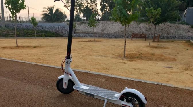 El patinete eléctrico, todo un acierto en movilidad urbana