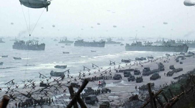 El desembarco de Normandía, por Robert Capa