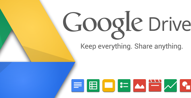 Herramientas 2.0 para la educación y el día a día (III): Google Drive