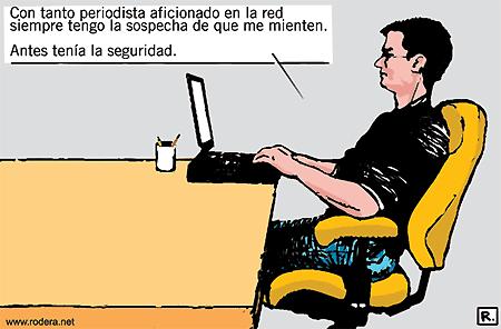 "Periodismo social (y III): periodismo ciudadano, participativo o ""cooperiodismo"""