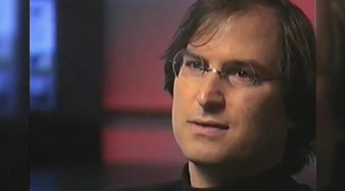 Steve Jobs, la entrevista perdida