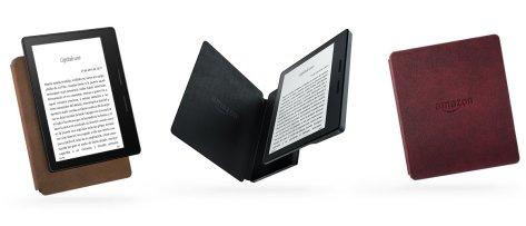 Kindle Oasis de Amazon
