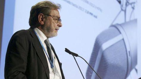 Juan Luis Cebrián, presidente del grupo PRISA | IMAGEN: EFE