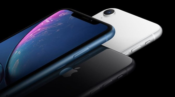 iPhone XR: cuatro años de espera
