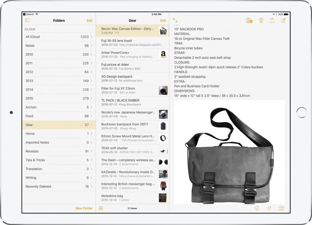 Las mejores aplicaciones para iPad en la vuelta a clase [actualizado septiembre 2019)