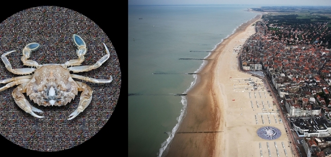 TIME, una increíble fotografía de 3000 m² y 400 GB