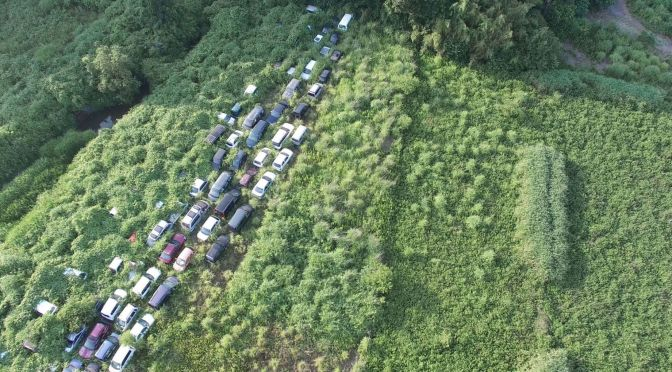 Fukushima, paraíso fantasma cinco años después del desastre