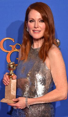 Julianne Moore, Globo de Oro a la Mejor Actriz Dramática