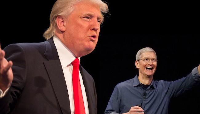 Altos ejecutivos de la tecnología se reúnen en secreto para detener a Donald Trump