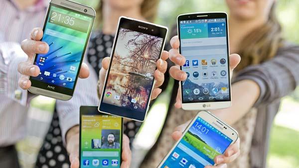 Los 10 mejores smartphone de 2015