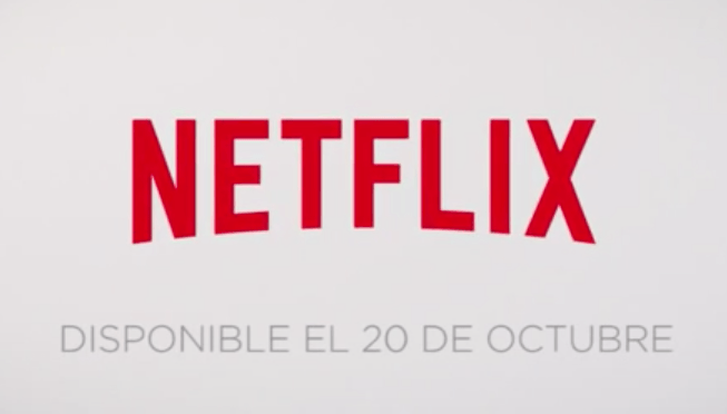 ¡Ya es oficial! Netflix se estrena en España el 20 de octubre