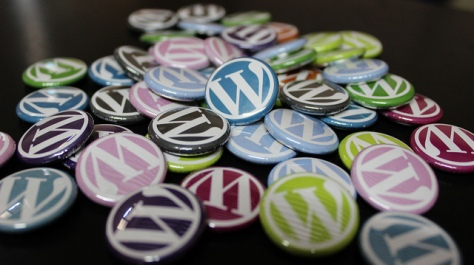 Curso WordPress desde cero | IMAGEN: WordPress Button by Alexander Gounder