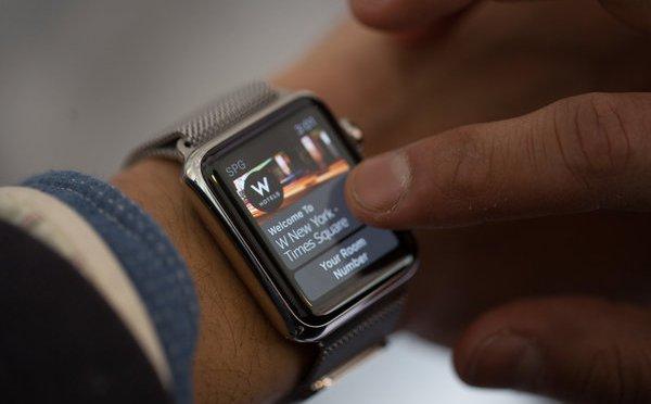 Periodismo de un vistazo, la nueva era que llega con el Apple Watch