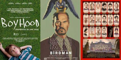 Todas las candidaturas a los Oscar 2015