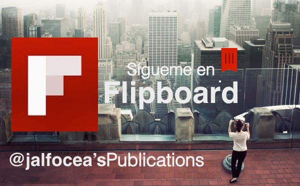Aterrizaje en @Flipboard