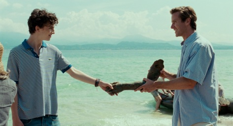 Call me by your name. Oscar 2018