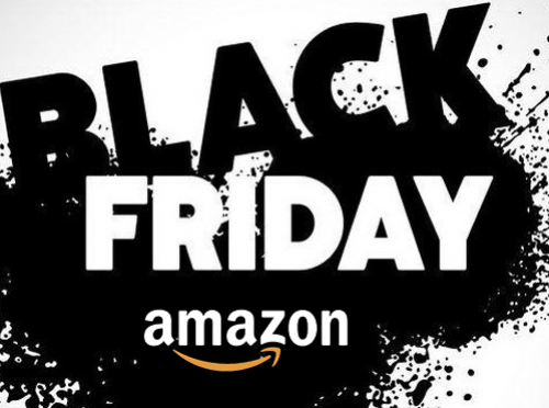 Aprovecha las superofertas Black Friday de Amazon