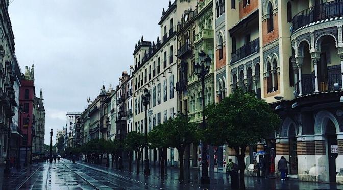 Sevilla, sin palabras
