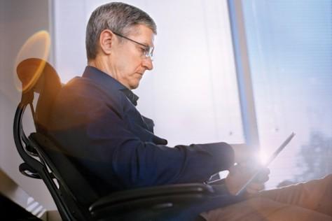 """Tim Cook, CEO de Apple- """"Estoy orgulloso de ser gay"""""""