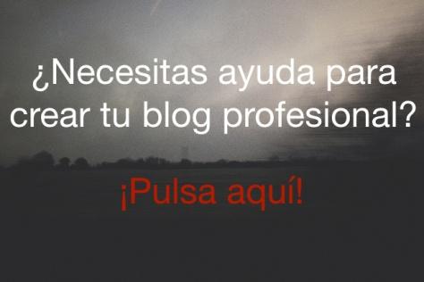 ¿Necesitas ayuda para crear tu blog? | IMAGEN Scorrere veloce by Massimiliano Tuveri